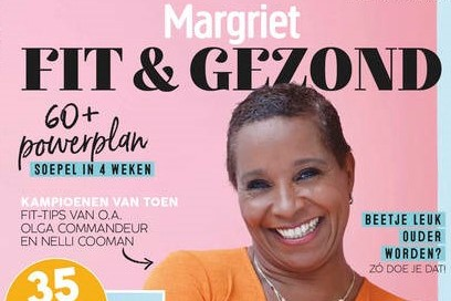 Interview in Margriet